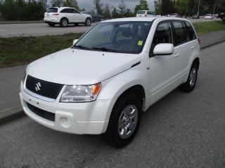 Used 2008 Suzuki Grand Vitara JA for sale in Surrey, BC