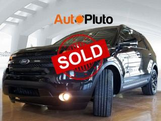 Used 2014 Ford Explorer SPORT for sale in North York, ON