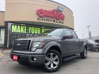 Used 2011 Ford F-150 FX2 P-WR ROOF, 20 WLS TONNEAU COVER R-CAM W/SNOWS for sale in Scarborough, ON