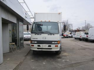 Used 2003 Hino 338 FE 26 FT REAR TIA 6 SPEED MANU for sale in North York, ON
