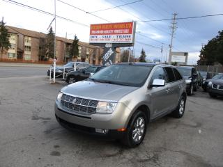 Used 2008 Lincoln MKX LEATHER,Navigation!!! for sale in Scarborough, ON
