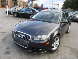 Used 2007 Audi A3 LEATHER,SUNROOF for sale in Scarborough, ON