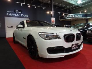 Used 2013 BMW 740i Li xDRIVE / M SPORT PKG / NAVIGATION for sale in North York, ON