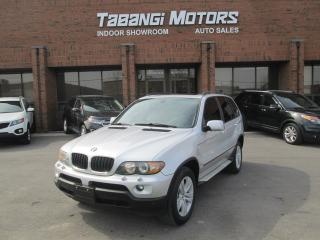 Used 2006 BMW X5 PREMIUM | NAVIGATION | PANORAMIC SUNROOF | 3.0 for sale in Mississauga, ON