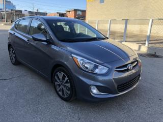 Used 2017 Hyundai Accent Hatchback I SE for sale in North York, ON