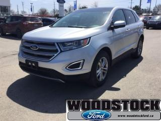 Used 2017 Ford Edge SEL Canadian Touring Package, 18 Wheels for sale in Woodstock, ON