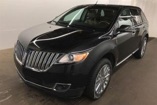 Used 2014 Lincoln MKX Nav Backup Cam Heated/Cooled L for sale in Winnipeg, MB