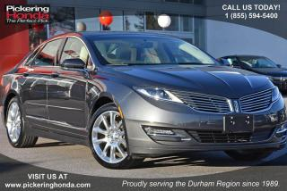 Used 2015 Lincoln MKZ Base for sale in Pickering, ON