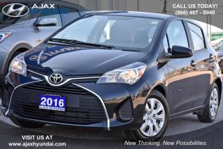 Used 2016 Toyota Yaris LE for sale in Ajax, ON