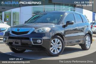 Used 2010 Acura RDX Base for sale in Pickering, ON