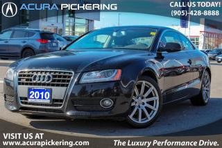 Used 2010 Audi A5 2.0T Premium for sale in Pickering, ON