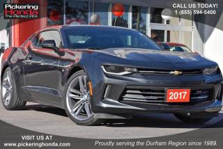 Used 2017 Chevrolet Camaro 2LT for sale in Pickering, ON
