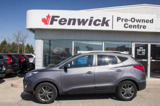 Used 2014 Hyundai Tucson GLS FWD at for sale in Sarnia, ON