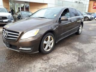 Used 2012 Mercedes-Benz R-Class R350 BlueTEC, 4Matic 7 Pax, 1 Owner for sale in Unionville, ON