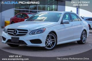 Used 2015 Mercedes-Benz E-Class for sale in Pickering, ON
