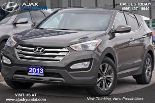Used 2013 Hyundai Santa Fe Sport 2.4 Luxury for sale in Ajax, ON