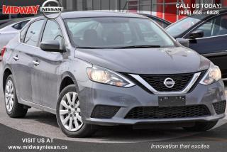 Used 2017 Nissan Sentra 1.8 S S - Bluetooth|Cruise|A/C for sale in Whitby, ON