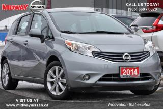 Used 2014 Nissan Versa Note 1.6 SL Clean Carproof|One Owner|Bluetooth for sale in Whitby, ON