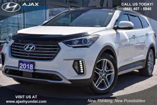 Used 2018 Hyundai Santa Fe XL Ultimate for sale in Ajax, ON