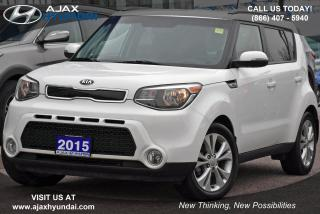 Used 2015 Kia Soul EX for sale in Ajax, ON