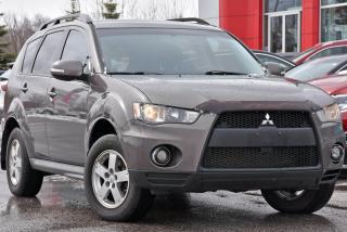 Used 2010 Mitsubishi Outlander LS 7 Passenger*Alloys*AWD* for sale in Ajax, ON