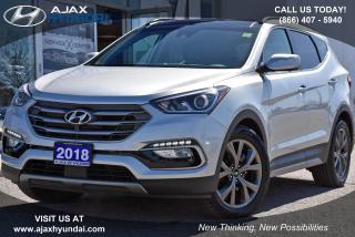 Used 2018 Hyundai Santa Fe Sport 2.0T Ultimate for sale in Ajax, ON