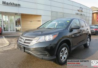 Used 2012 Honda CR-V EX Low Mileage, No Accidents, One Owner, Camera for sale in Unionville, ON