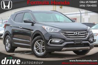 Used 2017 Hyundai Santa Fe Sport 2.0T SE PANORAMIC SUNROOF | HEATED SEATS | BLUETOOTH for sale in Scarborough, ON