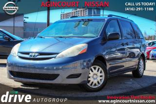 Used 2008 Toyota Sienna CE 7 Passenger AS-IS SUPER SAVER for sale in Scarborough, ON