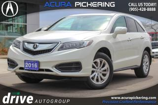 Used 2016 Acura RDX Base BLUETOOTH|REARVIEW CAMERA|POWER LIFTGATE for sale in Pickering, ON