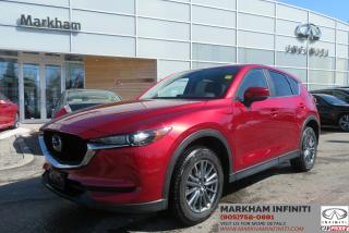 Used 2017 Mazda CX-5 GS Comfort + i-ACTIVESENSE Package, Blind spot for sale in Unionville, ON