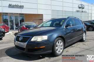 Used 2007 Volkswagen Passat 2.0T ASIS Super Saver for sale in Unionville, ON
