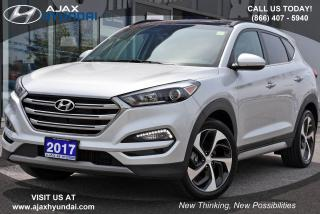Used 2017 Hyundai Tucson Ultimate for sale in Ajax, ON
