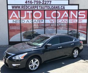 Used 2014 Nissan Altima 2.5 SV SV-ALL CREDIT ACCEPTED for sale in Scarborough, ON