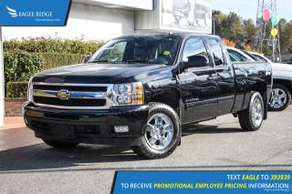 Used 2011 Chevrolet Silverado 1500 LTZ 4x4, Backup Camera, Tonneau Cover for sale in Coquitlam, BC
