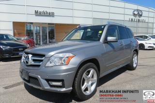 Used 2011 Mercedes-Benz GLK-Class 350 4Matic, AMG Package, Navi, Leather, Pano Roof for sale in Unionville, ON