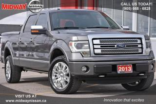 Used 2013 Ford F-150 Platinum 4x4 for sale in Whitby, ON