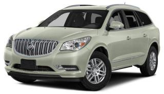 Used 2017 Buick Enclave Leather for sale in Port Coquitlam, BC