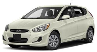 New 2017 Hyundai Accent (5) GL - at for sale in Ajax, ON