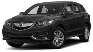 New 2018 Acura RDX Base at for sale in Pickering, ON