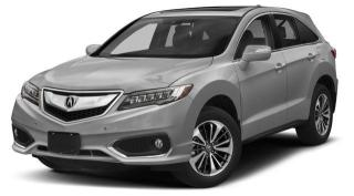 New 2018 Acura RDX Elite at for sale in Pickering, ON