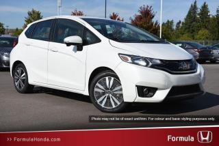 New 2018 Honda Fit EX-L Navi EXL-NAVI-HS CVT for sale in Scarborough, ON