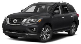 New 2018 Nissan Pathfinder SL Premium V6 4x4 at for sale in Whitby, ON