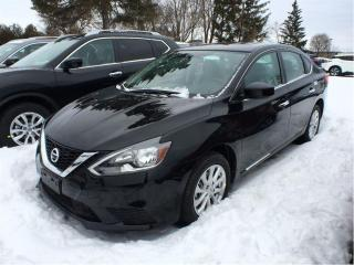 New 2018 Nissan Sentra 1.8 SV CVT for sale in Whitby, ON
