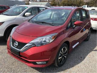 New 2018 Nissan Versa Note Hatchback 1.6 SR CVT for sale in Whitby, ON