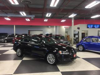 Used 2012 Volkswagen Jetta 2.0 TDI HIGHLINE AUT0 LEATHER NAVI SUNROOF for sale in North York, ON