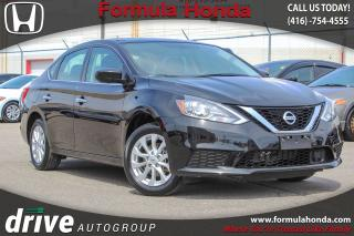 Used 2018 Nissan Sentra 1.8 SV NEAR BRAND NEW | SUNROOF | REAR-VIEW CAMERA for sale in Scarborough, ON