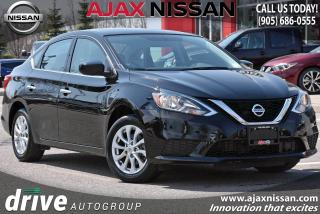 Used 2018 Nissan Sentra 1.8 SV Alloys*Sunroof*Heated Seats for sale in Ajax, ON