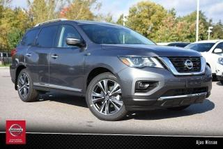 New 2018 Nissan Pathfinder SV Tech V6 4x4 at for sale in Ajax, ON