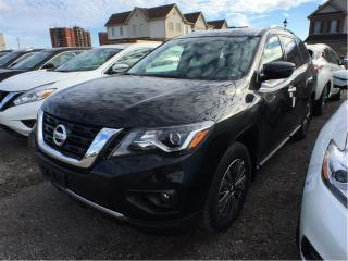 New 2018 Nissan Pathfinder SV Tech V6 4x4 at for sale in Whitby, ON